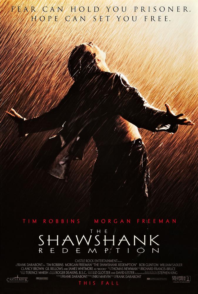 ดูหนังออนไลน์ The Shawshank Redemption (1994) ชอว์แชงค์ มิตรภาพ ความหวัง ความรุนแรง (HD) พากย์ไทย เต็มเรื่อง