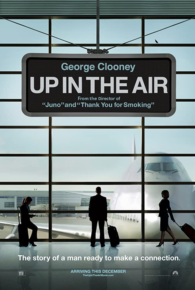 ดูหนังออนไลน์ Up In The Air (2009) หนุ่มโสดหัวใจโดดเดี่ยว HD เต็มเรื่องพากย์ไทย