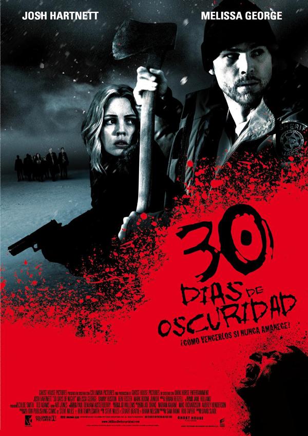 30 Days of Night (2007) 30 ราตรี ผีแหกนรก HD พากย์ไทยเต็มเรื่อง