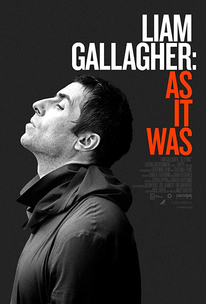 สารคดี ชีวะประวัติ Liam Gallagher