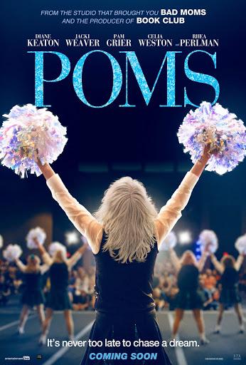 poms (2019) เชียร์ลีดเดอร์ วัยทอง พากย์ไทยเต็มเรื่อง หนังฝรั่งตลก