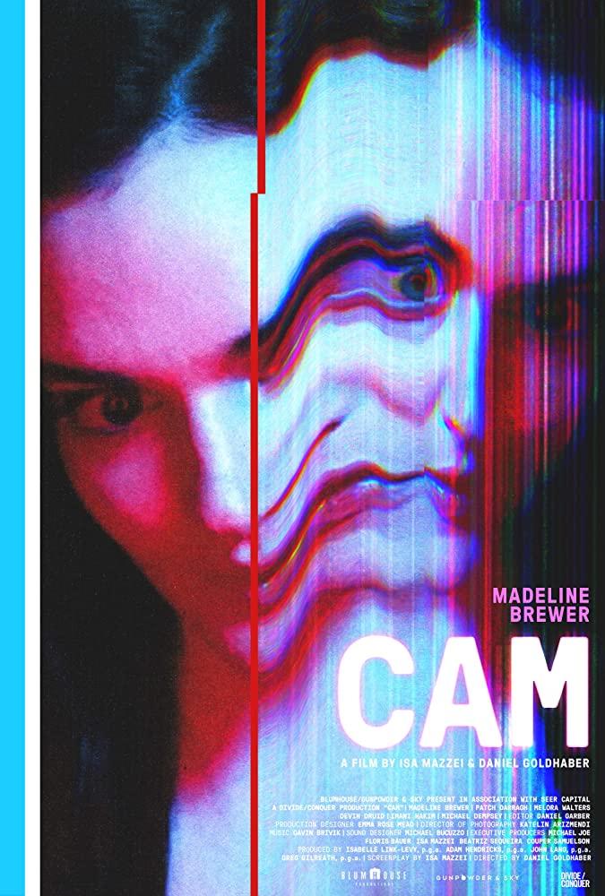 Cam (2018) เว็บซ้อนซ่อนเงา เต็มเรื่อง Netflix ดูหนังชัดฟรีHD