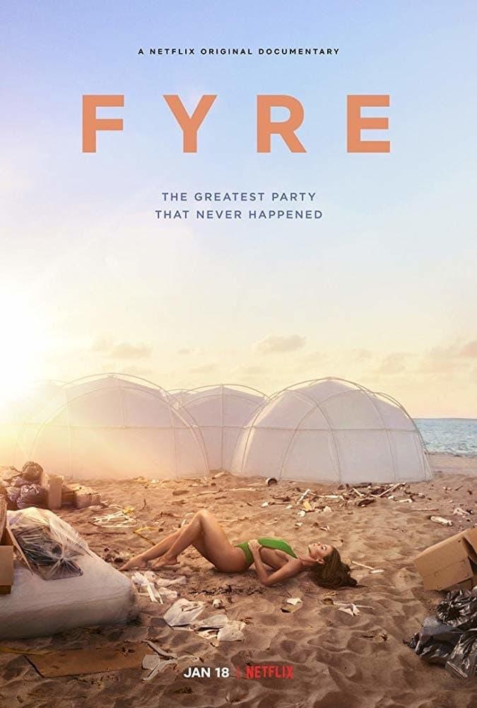 ดูหนังออนไลน์ Fyre หนัง Netflix ฟรี