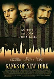 Gangs of New York (2002) จอมคนเมืองอหังการ์ HD ซับไทยเต็มเรื่อง