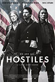 ดูหนัง Hostiles (2017) แดนเถื่อน คนทมิฬ ซับไทย HD เต็มเรื่อง