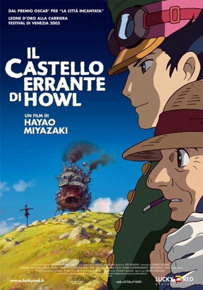 ดูหนังฟรีออนไลน์ Howl's Moving Castle (2004) ปราสาทเวทมนตร์ของฮาวล์ HD เต็มเรื่องพากย์ไทย ซับไทย