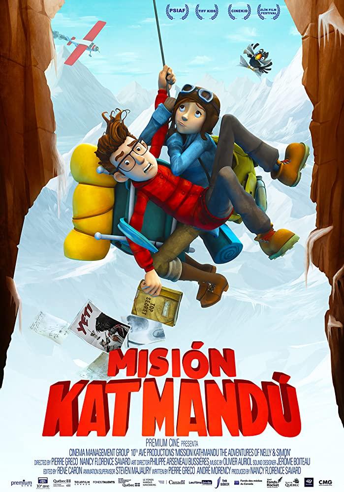 ดูการ์ตูนออนไลน์ Mission Kathmandu