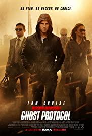 Mission Impossible 4 Ghost Protocol (2011) มิชชั่น อิมพอสซิเบิ้ล 4 ปฏิบัติการไร้เงา