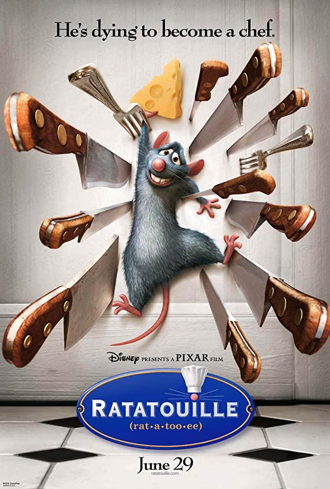 ดูหนังออนไลน์ Ratatouille (2007) พ่อครัวตัวจี๊ด หัวใจคับโลก พากย์ไทยเต็มเรื่อง HD
