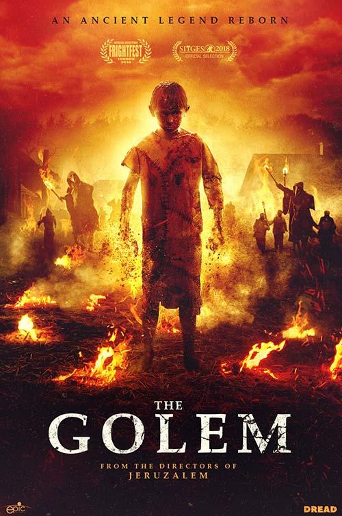 The Golem (2018) อมนุษย์พิทักษ์หมู่บ้าน HD ซับไทยเต็มเรื่อง
