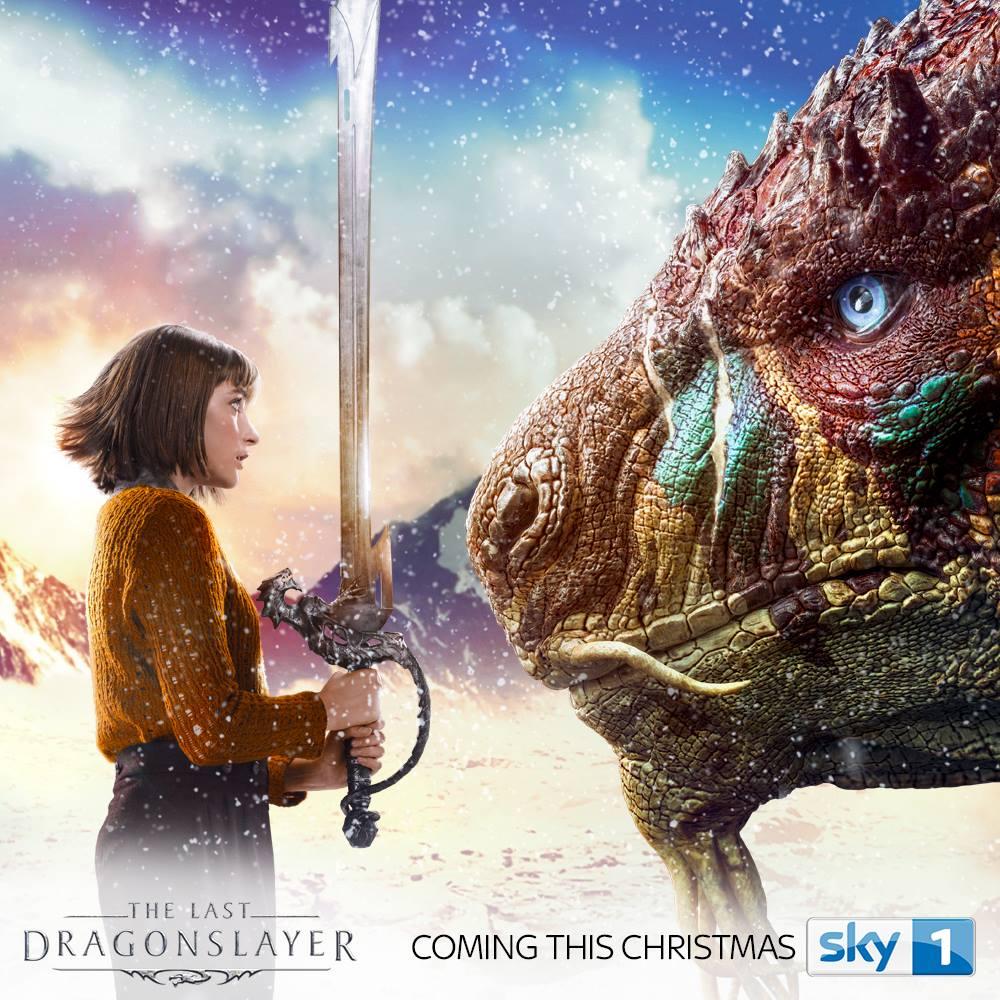 The Last Dragonslayer (2016) นักฆ่ามังกร คนสุดท้าย พากย์ไทยเต็มเรื่อง