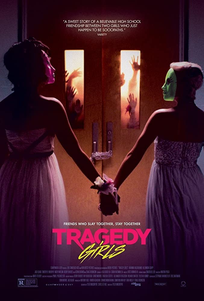 Tragedy Girls (2017) สองสาวซ่าส์ ฆ่าเรียกไลค์ เต็มเรื่องพากย์ไทย