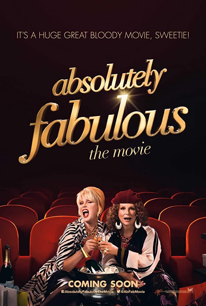 ดูหนังออนไลน์ Absolutely Fabulous The Movie (2016) เว่อร์สุด มนุษย์ป้า พากย์ไทยเต็มเรื่อง HD