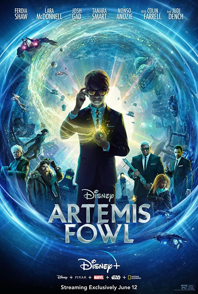 ดูหนัง Artemis Fowl (2020) อาร์ทิมิส ฟาวล์ ซับไทยเต็มเรื่อง HD