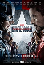 ดูหนังฟรีออนไลน์ Captain America 3 : Civil War (2016) กัปตัน อเมริกา 3 ศึกฮีโร่ระห่ำโลก HD เต็มเรื่องพากย์ไทย มาสเตอร์