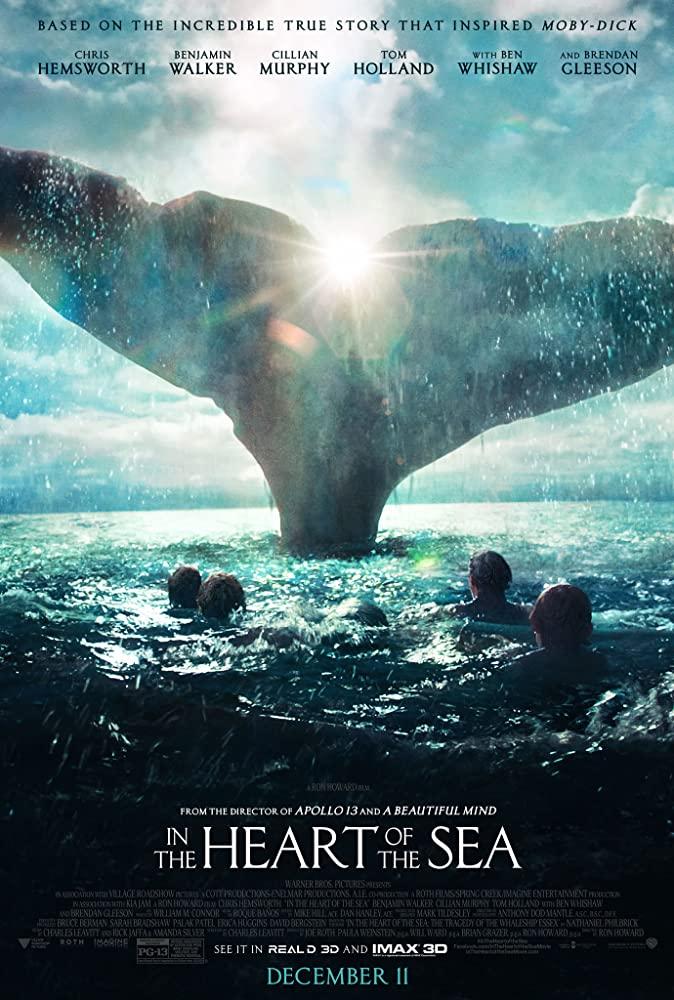 ดูหนัง In the Heart of the Sea หัวใจเพชฌฆาตวาฬมหาสมุทร มาสเตอร์