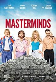 ดูหนัง Masterminds (2016) ปล้น วาย ป่วง HD เต็มเรื่องพากย์ไทย