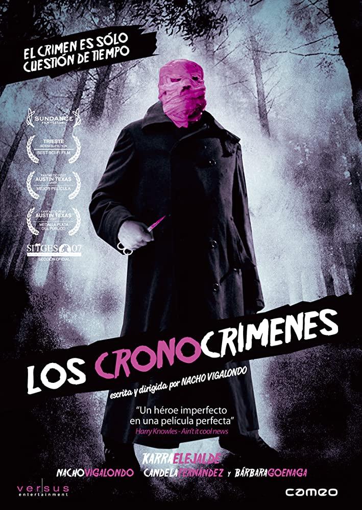 ดูหนัง Timecrimes (2007) ย้อนเวลาไปป่วนอดีต ซับไทยเต็มเรื่อง