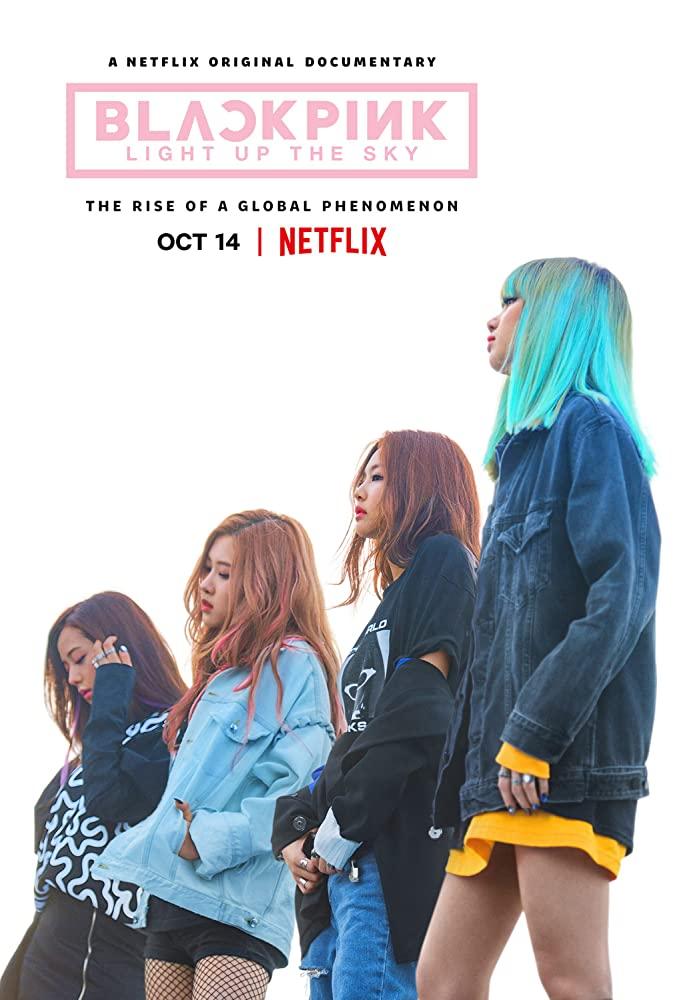 ดูสารคดี BLACKPINK: Light Up the Sky (2020) ซับไทยเต็มเรื่อง