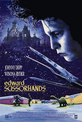 Edward Scissorhands (1990) เอ็ดเวิร์ด มือกรรไกร พากย์ไทยเต็มเรื่อง
