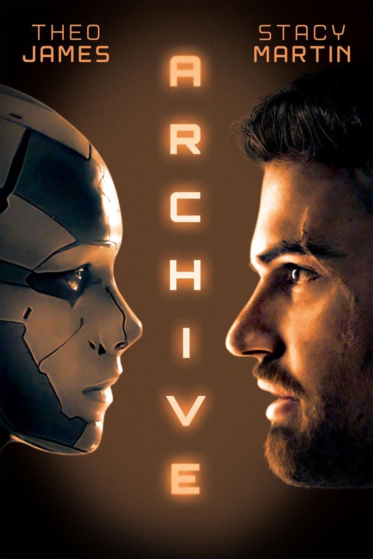 ดูหนังใหม่ Archive (2020) หุ่นยนต์ซ่อนเธอ พากย์ไทยเต็มเรื่อง