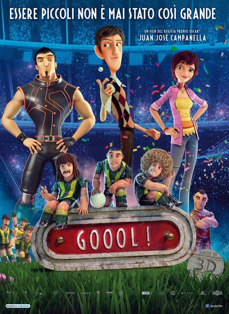 ดูหนัง Foosball (2013) มหัศจรรย์ทีมเตะทะลุมิติ พากย์ไทย เต็มเรื่อง