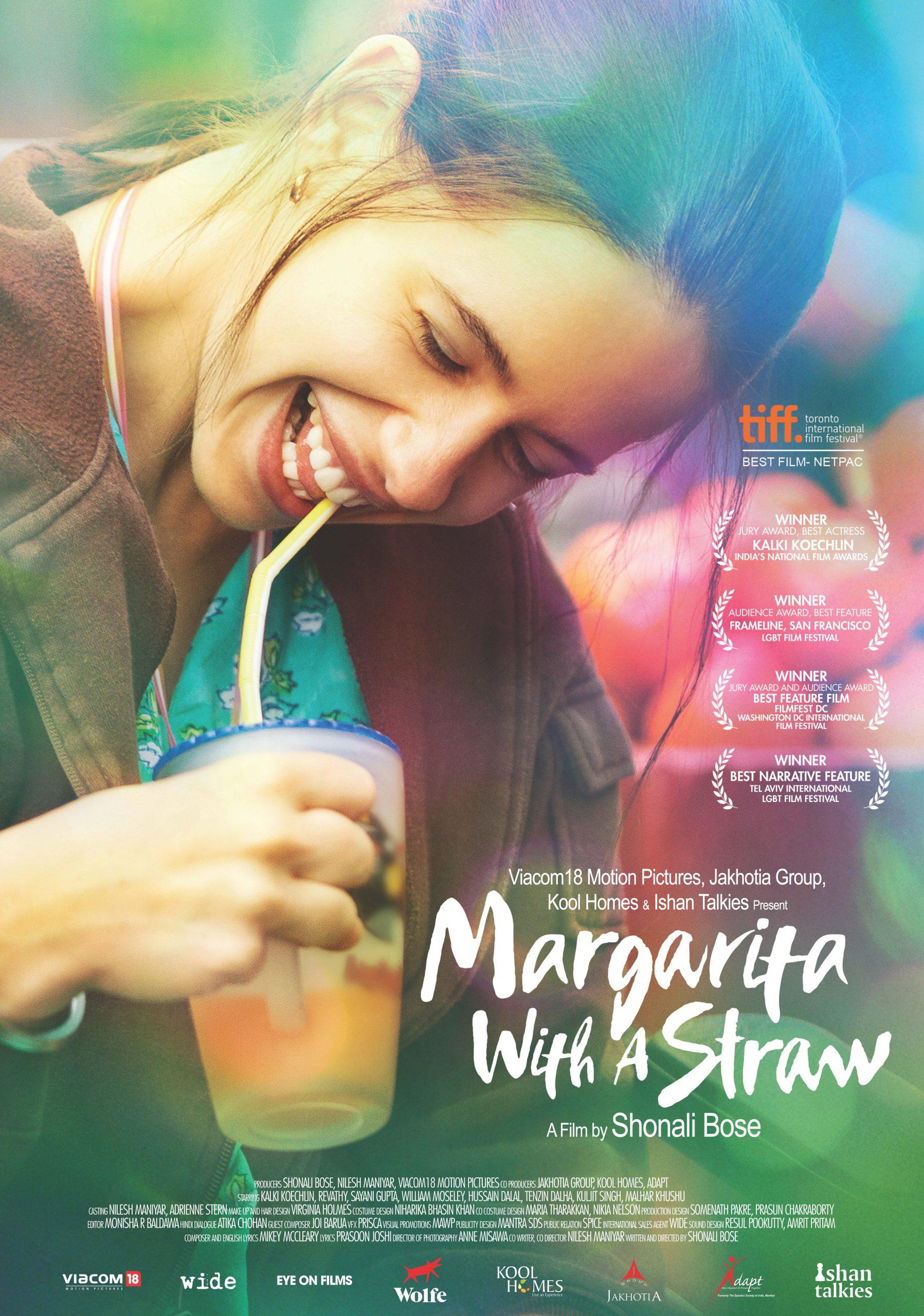 ดูหนังออนไลน์ Margarita With A Straw (2014) รักผิดแผก ซับไทย พากย์ไทยเต็มเรื่องมาสเตอร์ HD