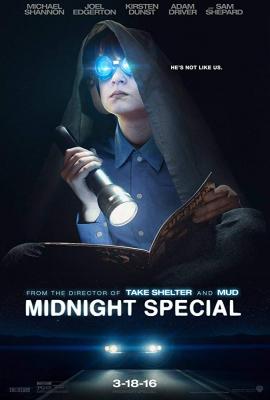 Midnight Special (2016) เด็กชายพลังเหนือโลก ดูหนัง ซับไทย พากย์ไทย เต็มเรื่องมาสเตอร์ ดูหนังออนไลน์ HD