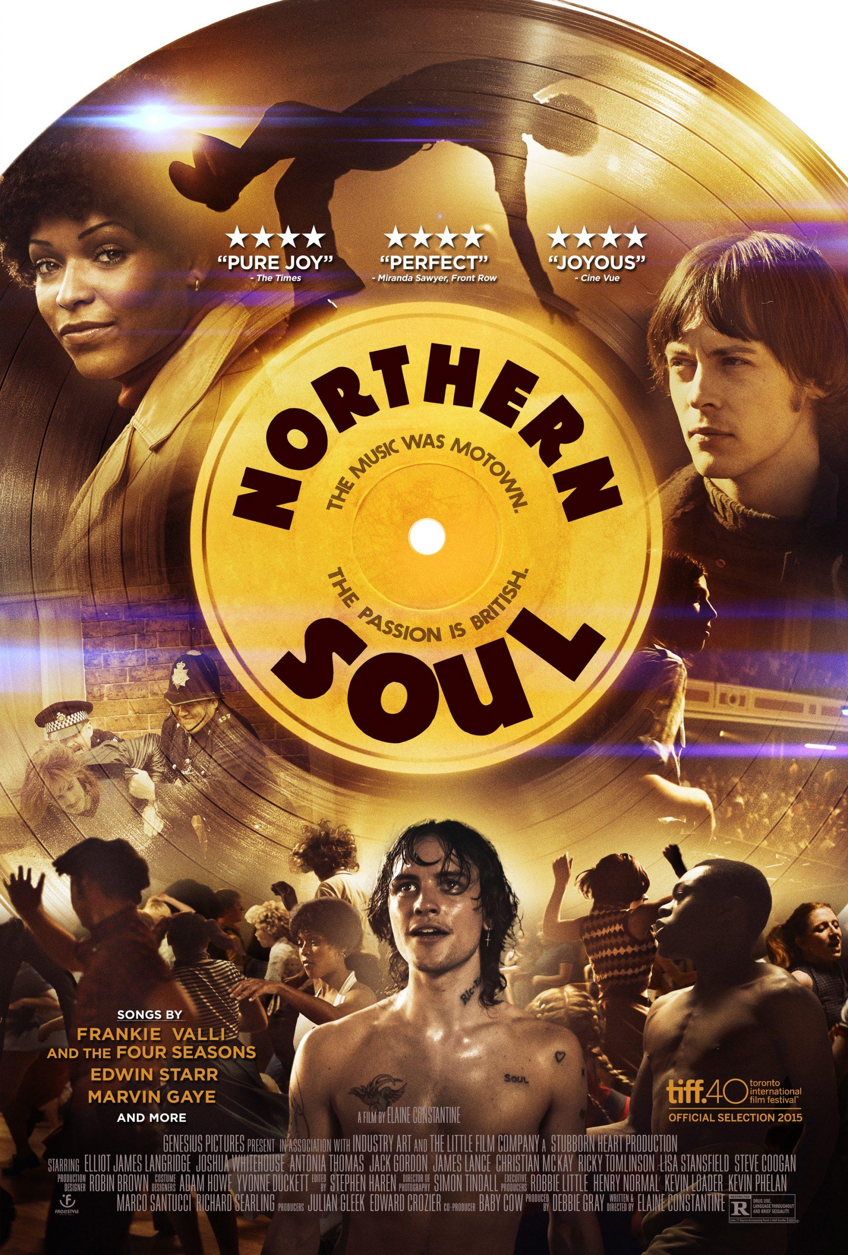 ดูหนังออนไลน์ Northern Soul (2014) เท้าไฟ หัวใจโซล ซับไทย พากย์ไทย เต็มเรื่อง HD Soundtrack มาสเตอร์