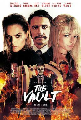 ดูหนังออนไลน์ The Vault (2017) ปล้นมฤตยู HD มาสเตอร์ เว็บดูหนังฟรีชัด 4K หนังใหม่ชนโรง 2020 หนังฝรั่งสนุกๆ