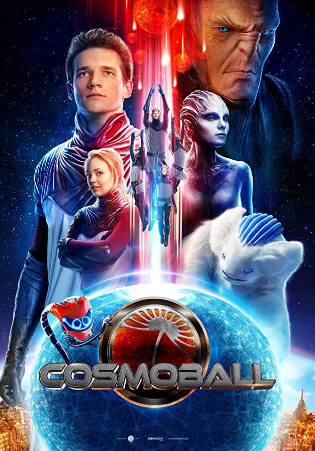 Cosmoball (2020) เกมผ่าจักรวาล พากย์ไทยเต็มเรื่อง หนังใหม่ชนโรง