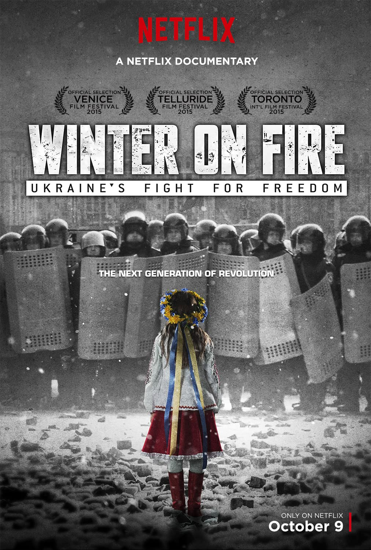 ดูสารคดี Winter on Fire: Ukraine's Fight for Freedom (2015) การต่อสู้เพื่ออิสรภาพของยูเครน