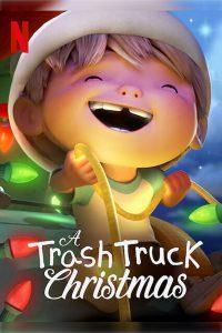 ดูหนังการ์ตูนอนิเมชั่น A Trash Truck Christmas (2020) แทรชทรัค คู่หูมอมแมมฉลองคริสต์มาส