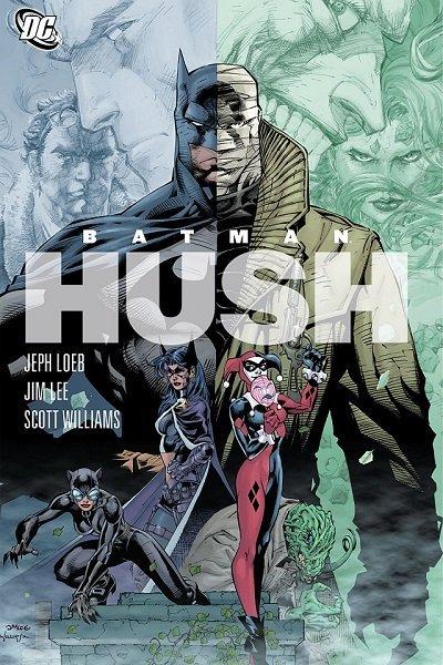 ดูหนังการ์ตูนฟรี Batman: Hush (2019) แบทแมน: ความเงียบ HD มาสเตอร์