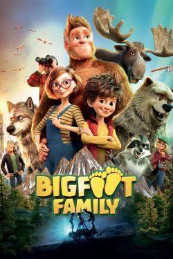 ดูหนังการ์ตูนอนิเมชั่น Bigfoot Family (2020) ซับไทย พากย์ไทยเต็มเรื่อง