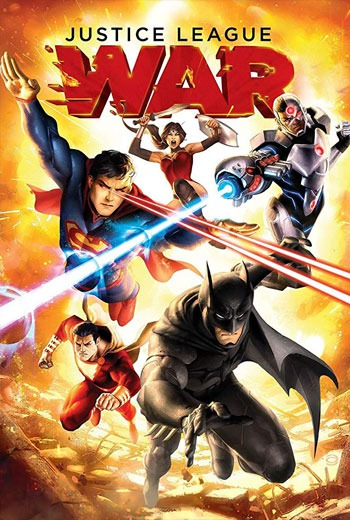 Justice League War สงครามกำเนิดจัสติซ ลีก เต็มเรื่องมาสเตอร์