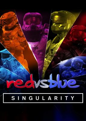 Red vs. Blue Singularity แดงกับน้ำเงิน ขบวนการกู้โลก HD มาสเตอร์