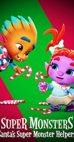 ดูหนังการ์ตูน NETFLIX Super Monsters Santa's Super Monster Helpers (2020) อสูรน้อยวัยป่วน ผู้ช่วยซานต้า เต็มเรื่อง