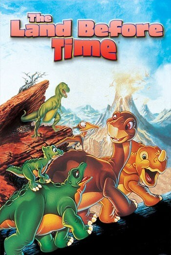ดูหนังการ์ตูนอนิเมชั่น The Land Before Time (1988) ญาติไดโนเสาร์เจ้าเล่ห์ พากย์ไทยเต็มเรื่อง