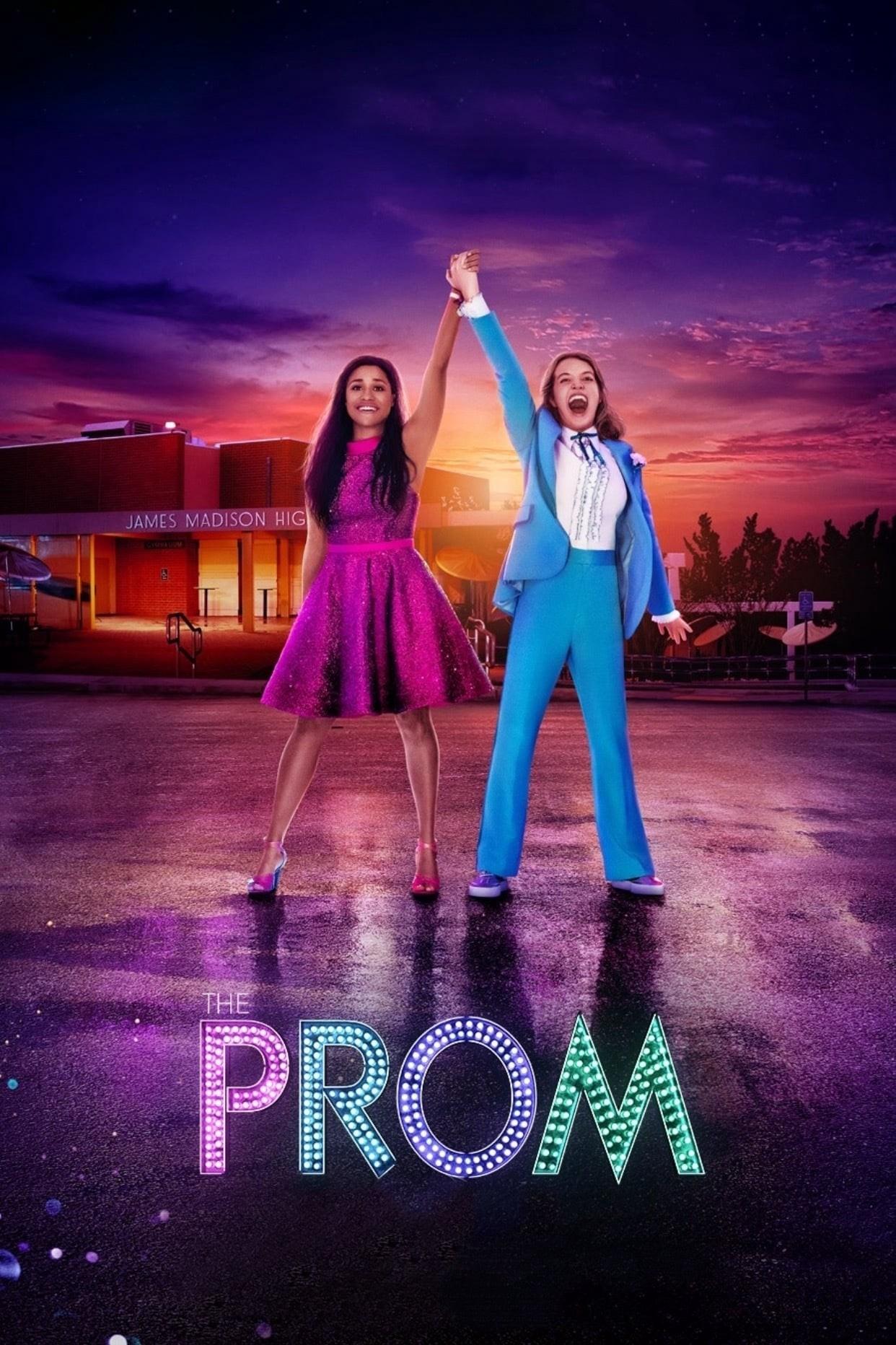 ดูหนังออนไลน์ The Prom (2020) มาสเตอร์ HD