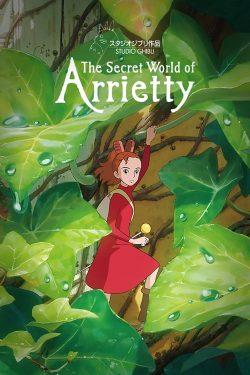 ดูหนังมาใหม่ Netflix ดูหนังการ์ตูนอนิเมชั่น The Secret World of Arrietty (2010) มหัศจรรย์ความลับคนตัวจิ๋ว พากย์ไทยเต็มเรื่อง