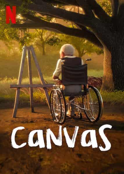 Canvas (2020) ผ้าใบวาดรัก ดูการ์ตูนสนุกๆ Netflix ดูหนังฟรี