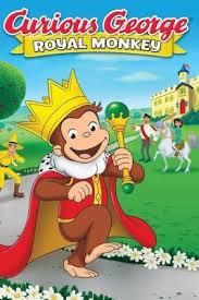 ดูหนังการ์ตูนอนิเมชั่น Curious George Royal Monkey (2019) คิวเรียส จอร์จ รอยัล มังกี้