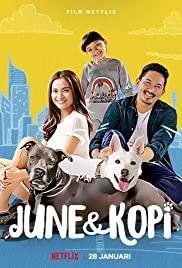 ดูหนังใหม่ June & Kopi (2021) จูนกับโกปี้ หนังเอเชีย ตลก ดราม่า