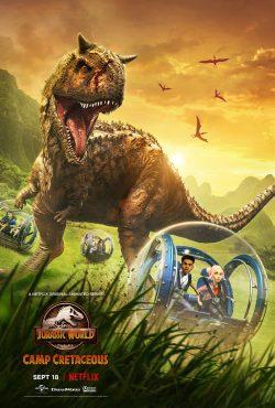 ดูซีรี่ย์การ์ตูนอนิเมชั่น Jurassic World: Camp Cretaceous (2020) จูราสสิค เวิลด์ ค่ายครีเทเชียส พากย์ไทย