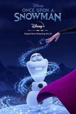 ดูการ์ตูนออนไลน์ Once Upon a Snowman (2020) พากย์ไทย