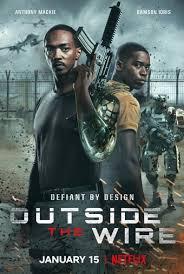 ดูหนัง Outside the Wire (2021) สมรภูมินอกลวดหนาม ซับไทย มาสเตอร์