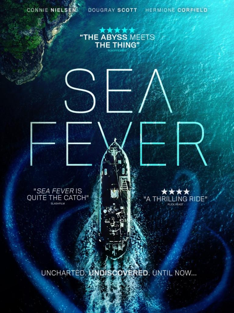 ดูหนังออนไลน์ Sea Fever (2019) ปรสิตฝังร่าง สัตว์ทะเลมรณะ ซับไทย พากย์ไทย เต็มเรื่อง