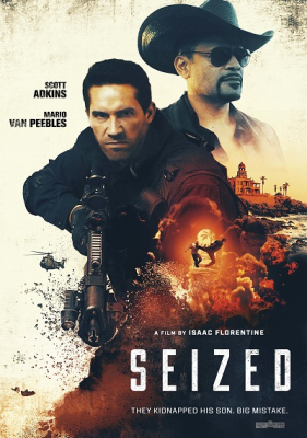 ดูหนังใหม่ Seized (2020) เต็มเรื่องพากย์ไทย หนังฝรั่งแอคชั่น ระทึกขวัญ