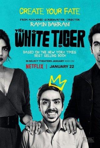 ดูหนัง The White Tiger (2021) พยัคฆ์ขาวรำพัน เต็มเรื่องพากย์ไทย